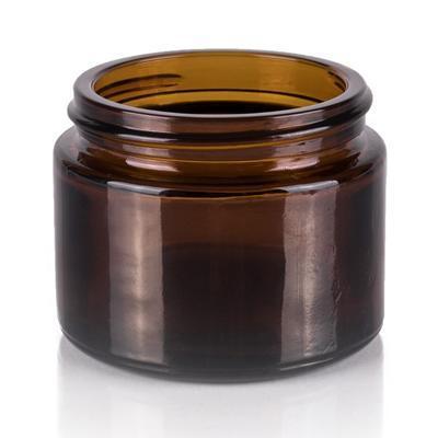 Skleněný kelímek DUB-em hnědé sklo 50ml