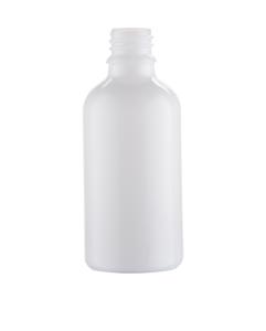 Skleněná lahvička CLARI bílá 50ml