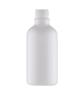 Skleněná lahvička CLARI BÍLÁ  30ml